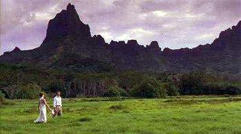 全球著名的电影拍摄取景地和旅游胜地法属波利尼西亚
