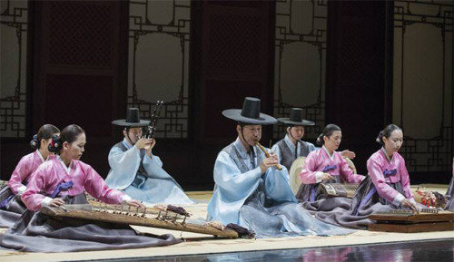 """萦绕伦敦的古典音乐舞台的""""韩国之声"""""""