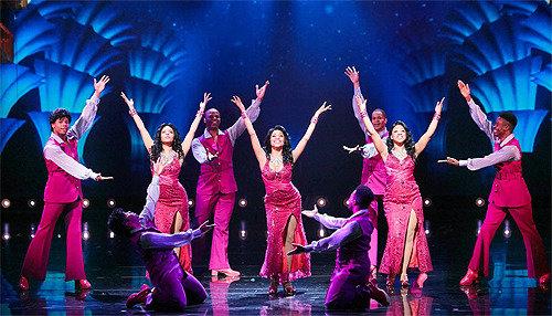 """1960年代的女子组合""""Supremes""""的歌曲和感动,音乐剧《Dream Girls》在韩上演"""