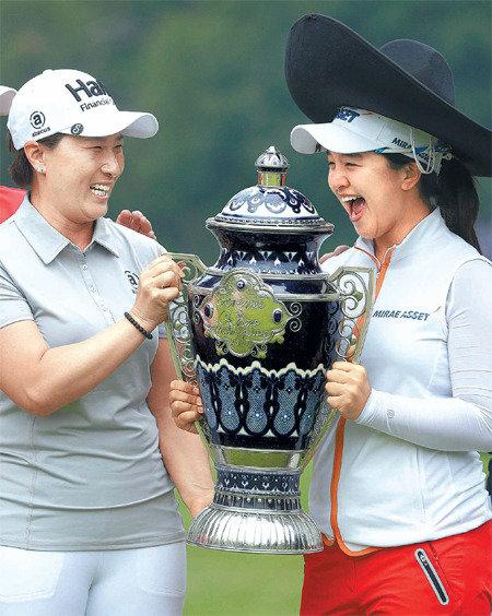 金世煐赢得LPGA巡回赛奥查娅比洞赛冠军,实现新赛季首场胜利