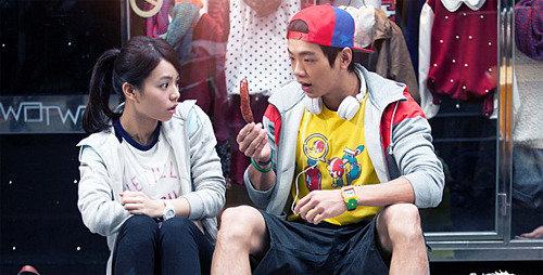 从台湾传入的青春爱情电影抓住了韩国观众的心