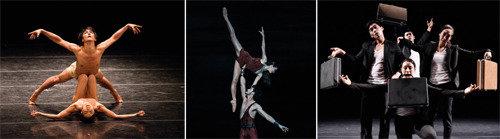 观众与舞蹈演员的即兴舞蹈,谁说芭蕾舞很难?