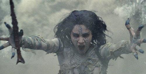 汤姆-克鲁斯新片《新木乃伊》开画首日观影人数87万余名,刷新在韩上映影片历届最高开画记录