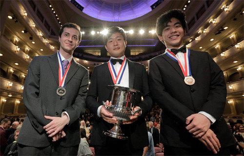 善宇艺权成为首位在范-克莱本国际钢琴比赛上夺冠的韩国人