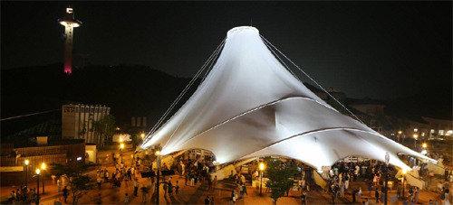 古典音乐旋律和草虫鸣声交织的平昌大关岭音乐节将于7月举行