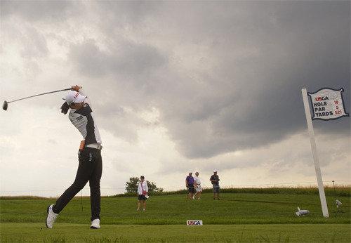LPGA美国女子公开赛13日拉开帷幕,众顶尖高手齐聚贝德明斯特