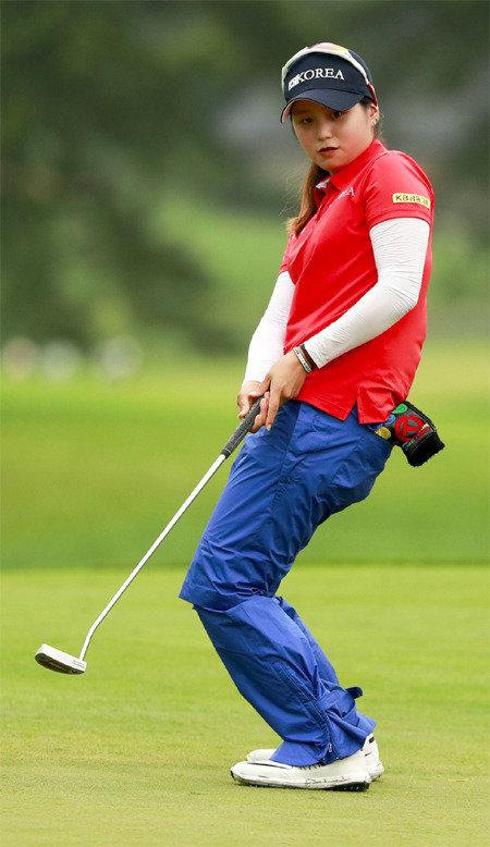 """US女子公开赛亚军""""18岁的业余高尔夫球手""""崔慧珍将于8月转为职业选手"""