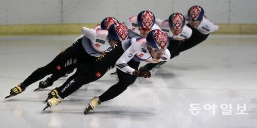 韩国短道速滑在ISU世界杯首站席卷6枚金牌