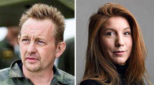 丹麦发明家杀害前来采访的女记者并碎尸