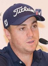 PGA首场韩国赛希杰杯在济州西归浦九桥高尔夫俱乐部上演,新科联邦杯总冠军托马斯领衔参赛