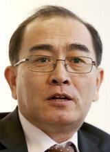 """北韩逃亡公使太英浩在美国称:""""北韩不是破坏的对象而是改变的对象"""""""