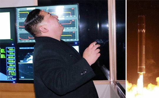 """美国开始对北韩实施军事-原油-金融""""三重封锁"""""""