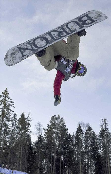 韩裔美国单板滑雪明星克洛伊-金成平昌冬奥会该项目最大夺冠热门
