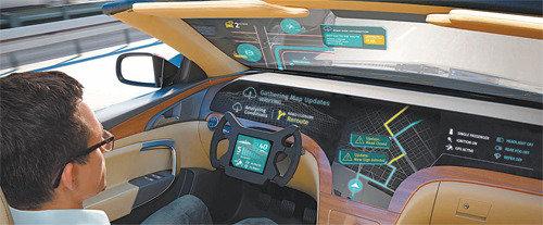 LG电子:将研发新一代自动驾驶汽车核心技术