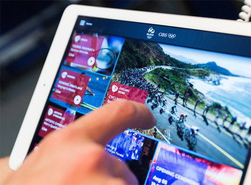 "OBS CEO:""全球220个国家的电视观众将体验史上首次'VR奥运会'"""