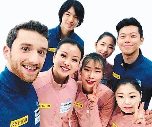 """史上首张""""花样滑冰团体赛""""入场券,韩国守住东道主的自尊心"""