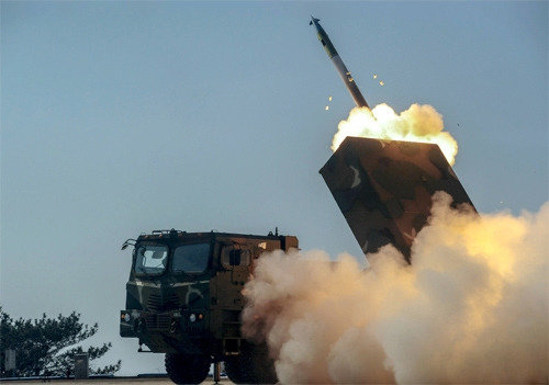 Defense Minister Han orders military to check N.K's long-range missile in real time