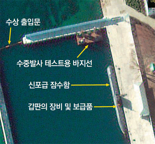 'N. Korea is nearing deployment of SLBM for combat,' says Defense White Paper