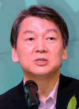 Ahn's self-powered argument is opposed within the party