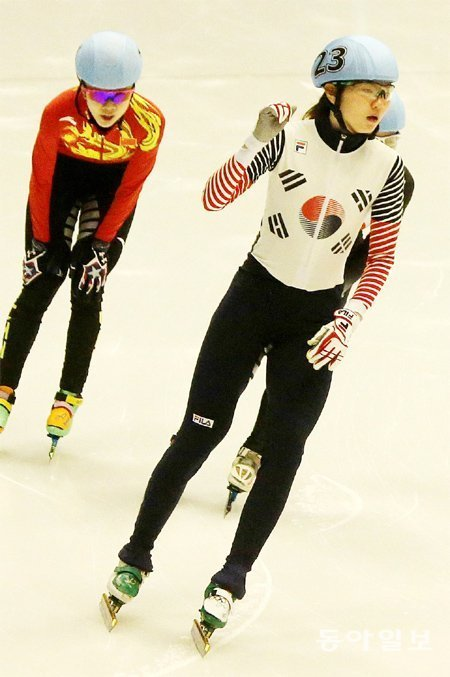 Shim Seok-hee grabs gold medal at Sapporo AG short-track