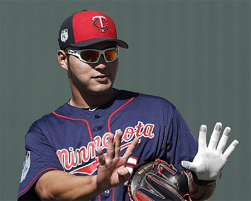 Twins' Park Byung-ho proves good in spring training