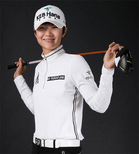 Park Sung-hyun starts voyage to conquer LPGA tour