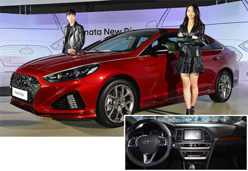 Hyundai' Sonata New Rise aims to dominate midsize sedan market