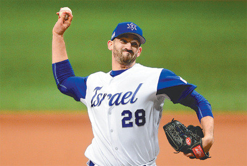 Team Israel secures 3 victories at 2017 World Baseball Classic