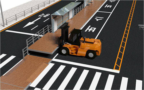 Movable median bus stops to debut in Seoul's Jongno