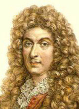 Composer Jean-Baptiste Lully who died of baton