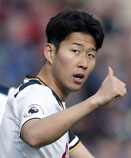 Son Heung-min scored 8th goal in EPL this seaon