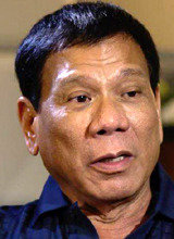 Philippine president tops TIME 100 'most influential' poll