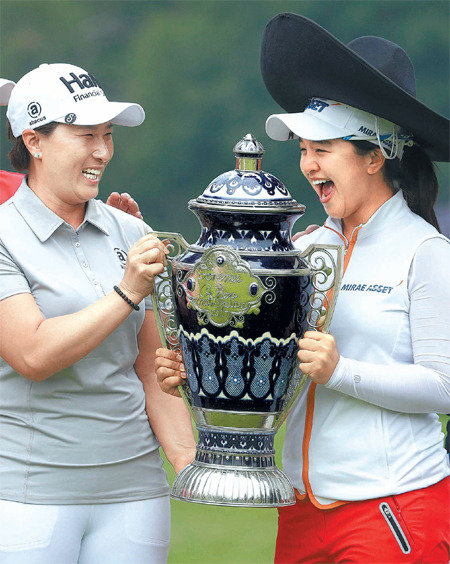Kim Sei-young wins LPGA title at Lorena Ochoa Match Play
