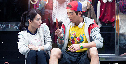 Taiwanese romance films start emerging