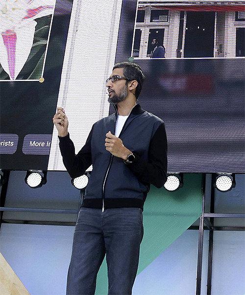 Google Lens to get information and translation