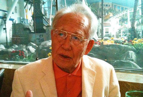 Korean War veterans in the U.S. visit Korea