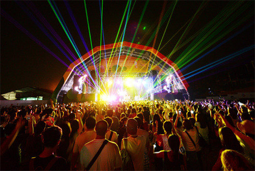 Jisan Valley Rock Festival to open Friday