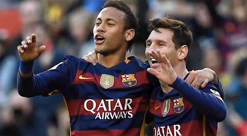 Neymar rises as the most expensive soccer player