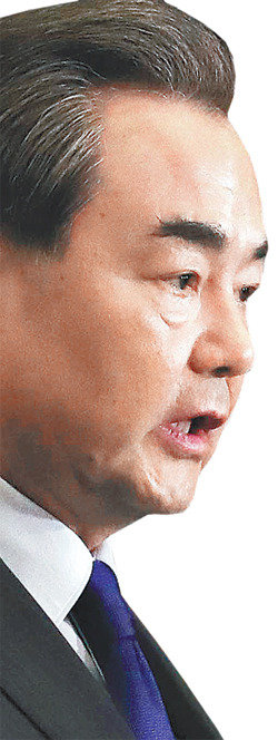 Chinese foreign minister's comments reflect Beijing's intention on THAAD
