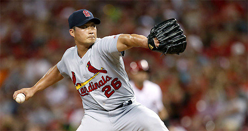 Can Oh Seung-hwan be on mound this fall?