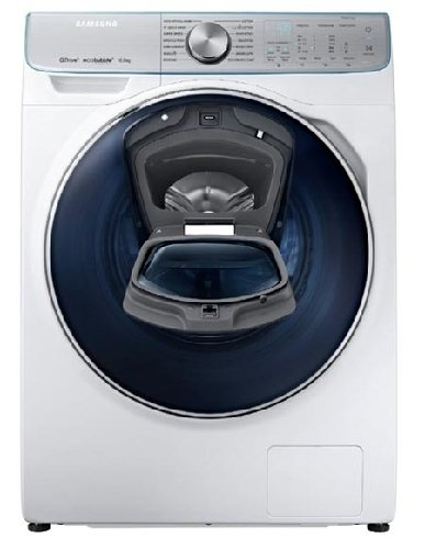 Samsung's QuickDrive cuts laundry time in half