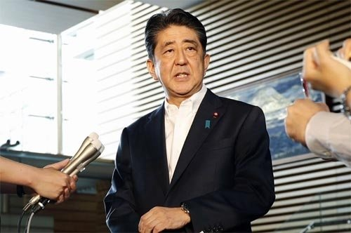 Japanese PM promptly reacts after N. Korea's missile launch