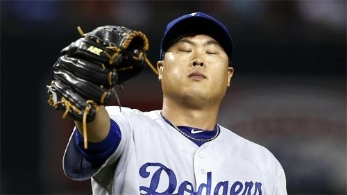 Dodgers' Ryu Hyun-jin suffers loss against Diamondbacks