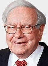 Warren Buffett says he's 'not in the business of attacking any president'