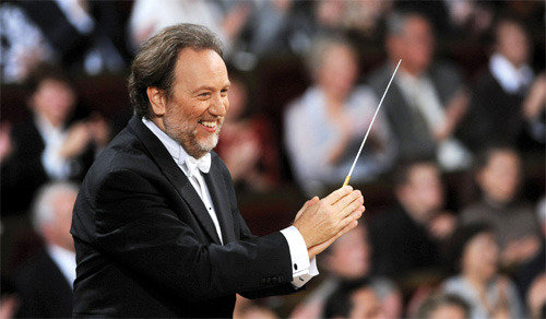 Riccardo Chailly's dream team to perform in Korea