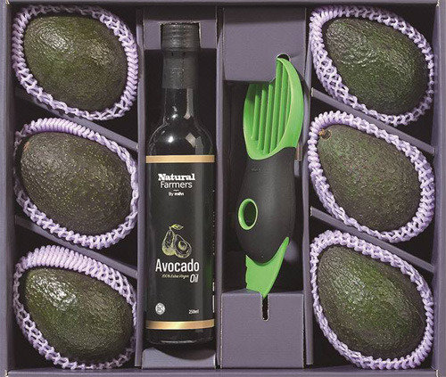 Koreans find new taste for avocado