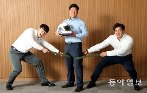 Korean bob sleigh team vie for PyonChang Olympics