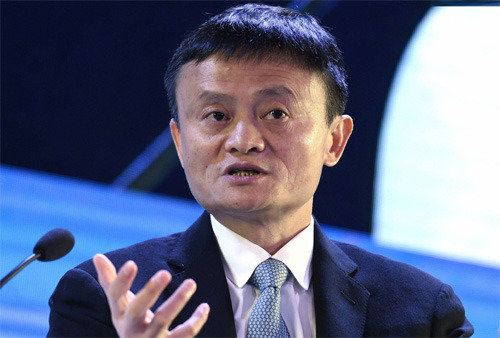 Alibaba founder Jack Ma's 5 tips for future entrepreneurs
