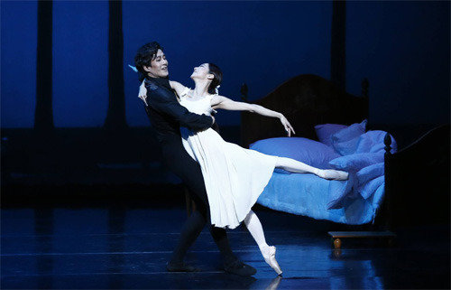 UBC's principal ballet couple retires with 'Onegin'