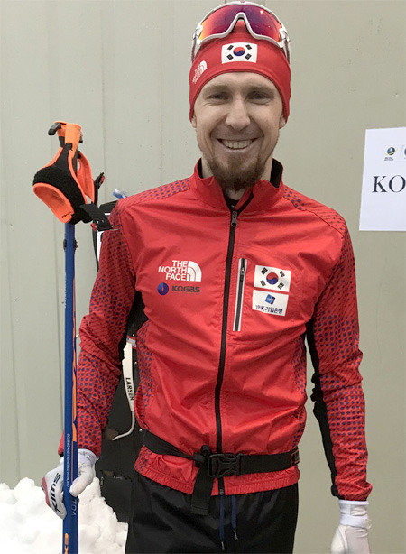 Russia-born biathlete set to compete for S. Korea